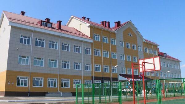 Школа №7 в Омске. Архивное фото