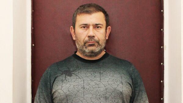 Гражданин Украины Роман Терновский. архивное фото