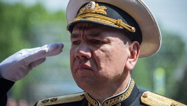 Александр Моисеев. Архивное фото