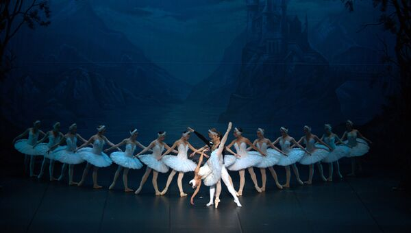 Выступление театра балета Арт-Да