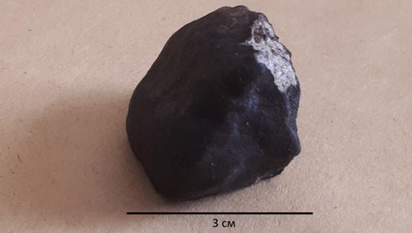 Осколок метеорита в Липецкой области