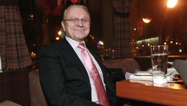 Основатель Самоцветов Юрий Маликов. Архивное фото