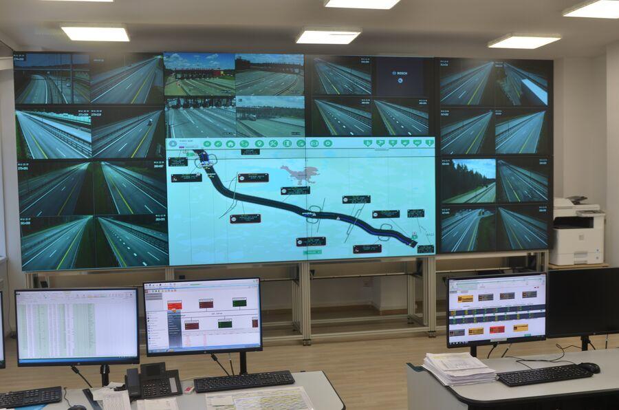 Ситуационный центр Службы аварийных комиссаров