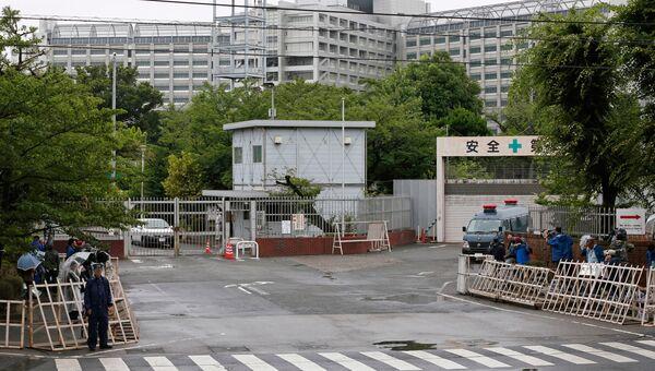 Токийский центра заключения, где был казнен Сёко Асахара. Архивное фото