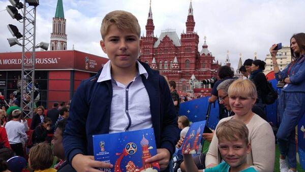 Кристиан Зобач, подопечный благотворительного фонда Детские сердца