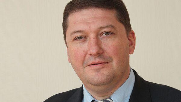 Старший вице-президент по управлению зарубежными проектами Группы компаний ASE (входит в состав Росатома) Александр Хазин