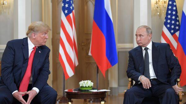 Трамп и Путин встретятся на G20 в Осаке: названы темы для обсуждения