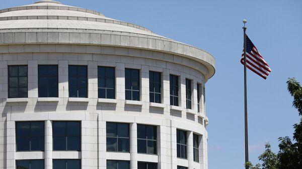 Здание суда в Вашингтоне. Архивное фото