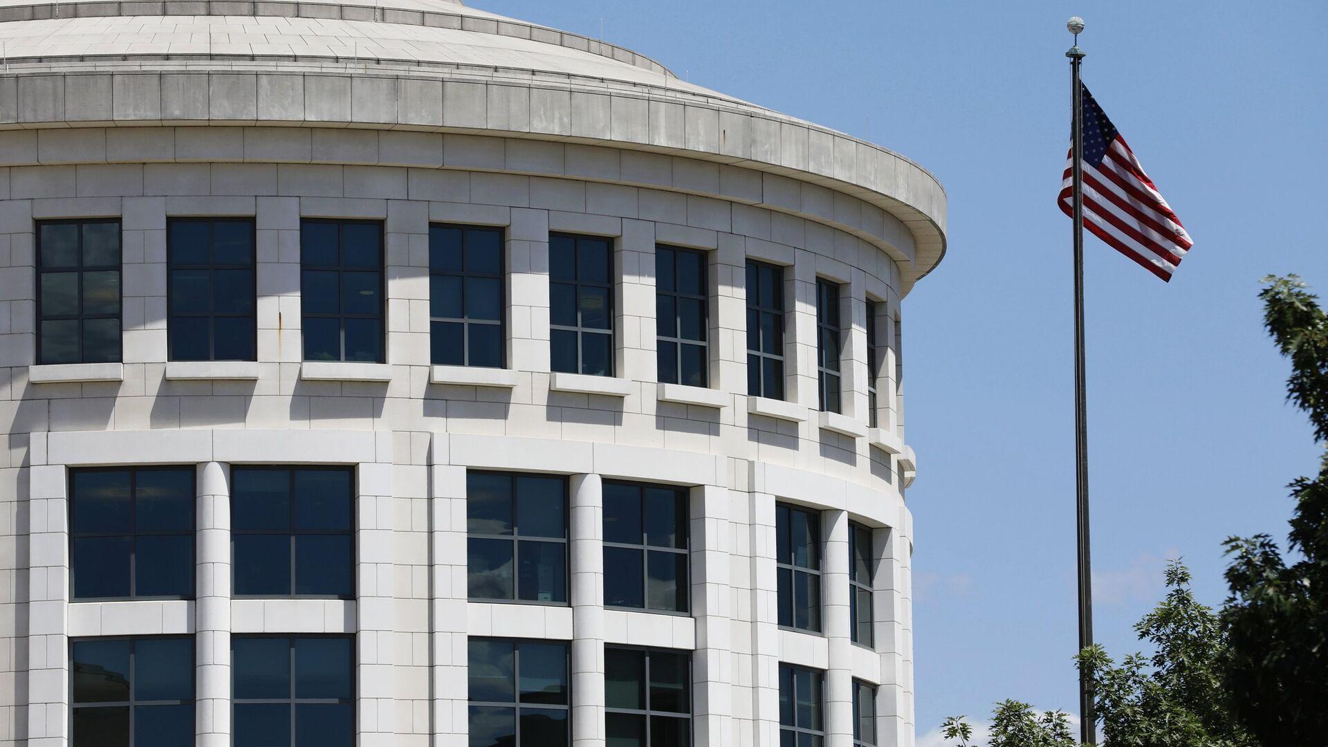 Здание суда в Вашингтоне, в котором пройдет заседание по делу российской гражданки Марии Бутиной - РИА Новости, 1920, 08.01.2021