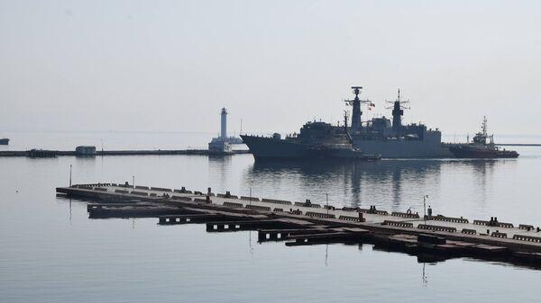 © Фото : страница ВМС Украины в Facebook