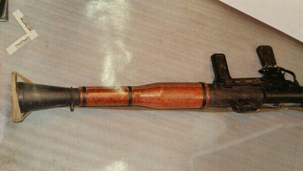 РПГ-7, из которого ореховцы планировали убить бизнесмена