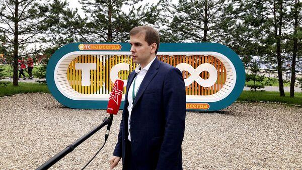 Сергей Новиков поддержал идею создания школ медиаволонтеров
