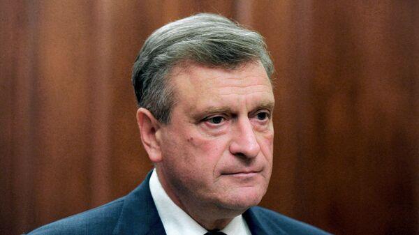 Игорь Васильев. Архивное фото