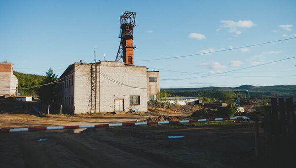 Поселок в Забайкальском крае. Архивное фото