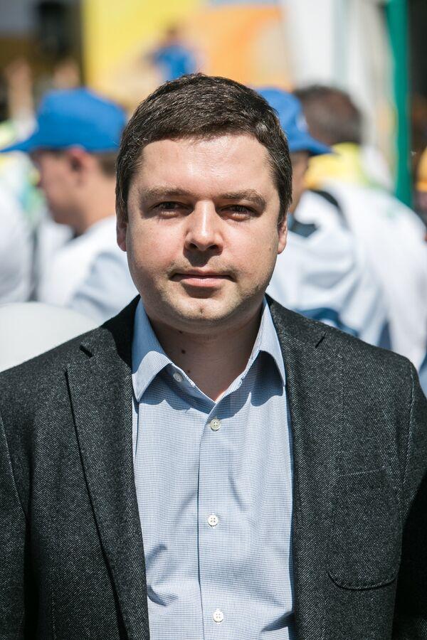 Директор Департамента химико-технологического, лесопромышленного комплекса и биоинженерных технологий Минпромторга России Владимир Потапкин