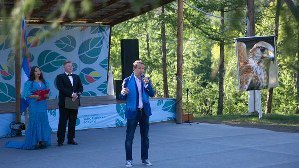 Евгений Миронов призвал эковолонтеров найти свой Байкал