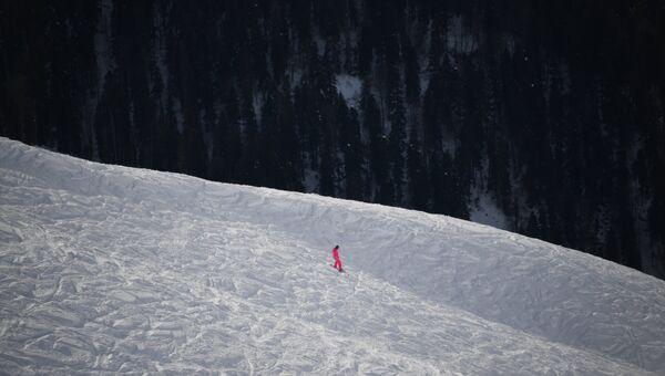 Открытие сезона на горнолыжном курорте