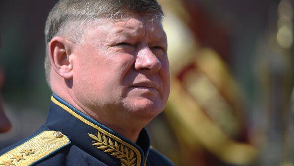 Командующий Воздушно-десантными войсками генерал-полковник Андрей Сердюков. Архивное фото