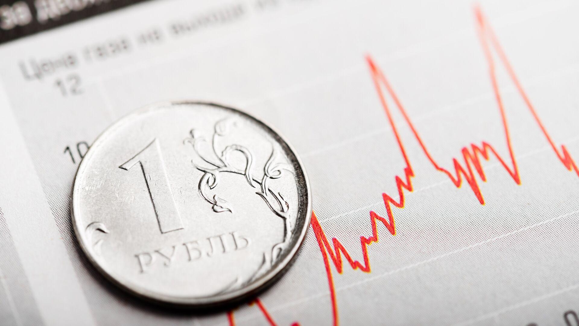 Рубль вырос к доллару и евро