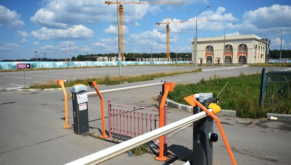 Строительство жилого комплекса Лайково в Московской области