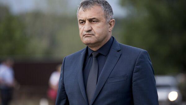 Президент Южной Осетии Анатолий Бибилов. Архивное фото