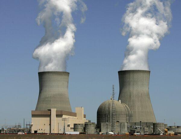 АЭС Вогтль в штате Джорджия, США