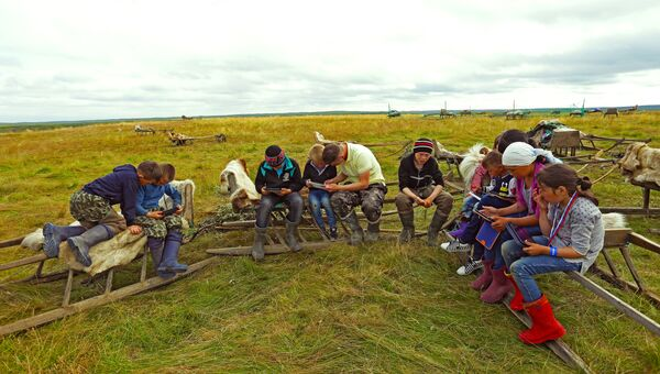 В Ненецком округе открылся кочующий детсад