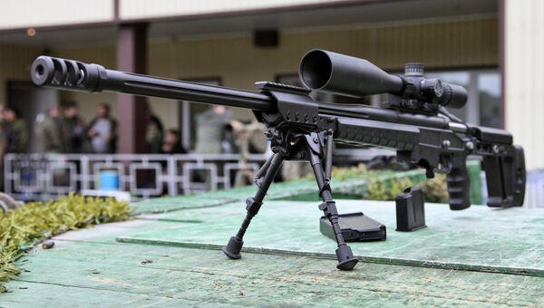 Снайперская винтовка ORSIS T-5000. Архивное фото
