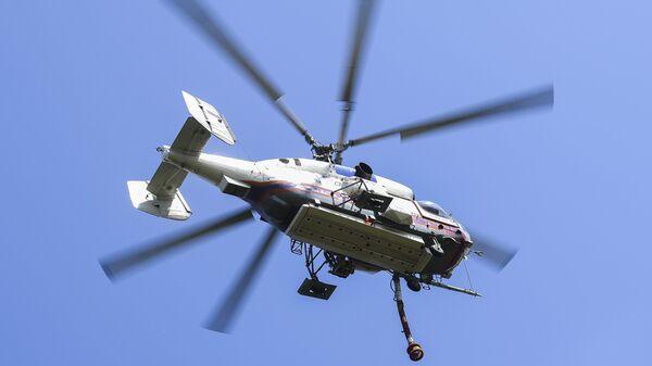 Россия поставила Турции первый вертолет Ка-32