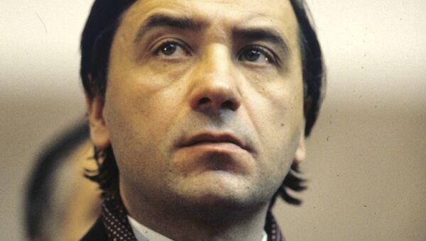 Николай Зиновьев. Архивное фото