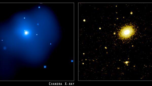 Гало темной материи в галактике NGC 4555
