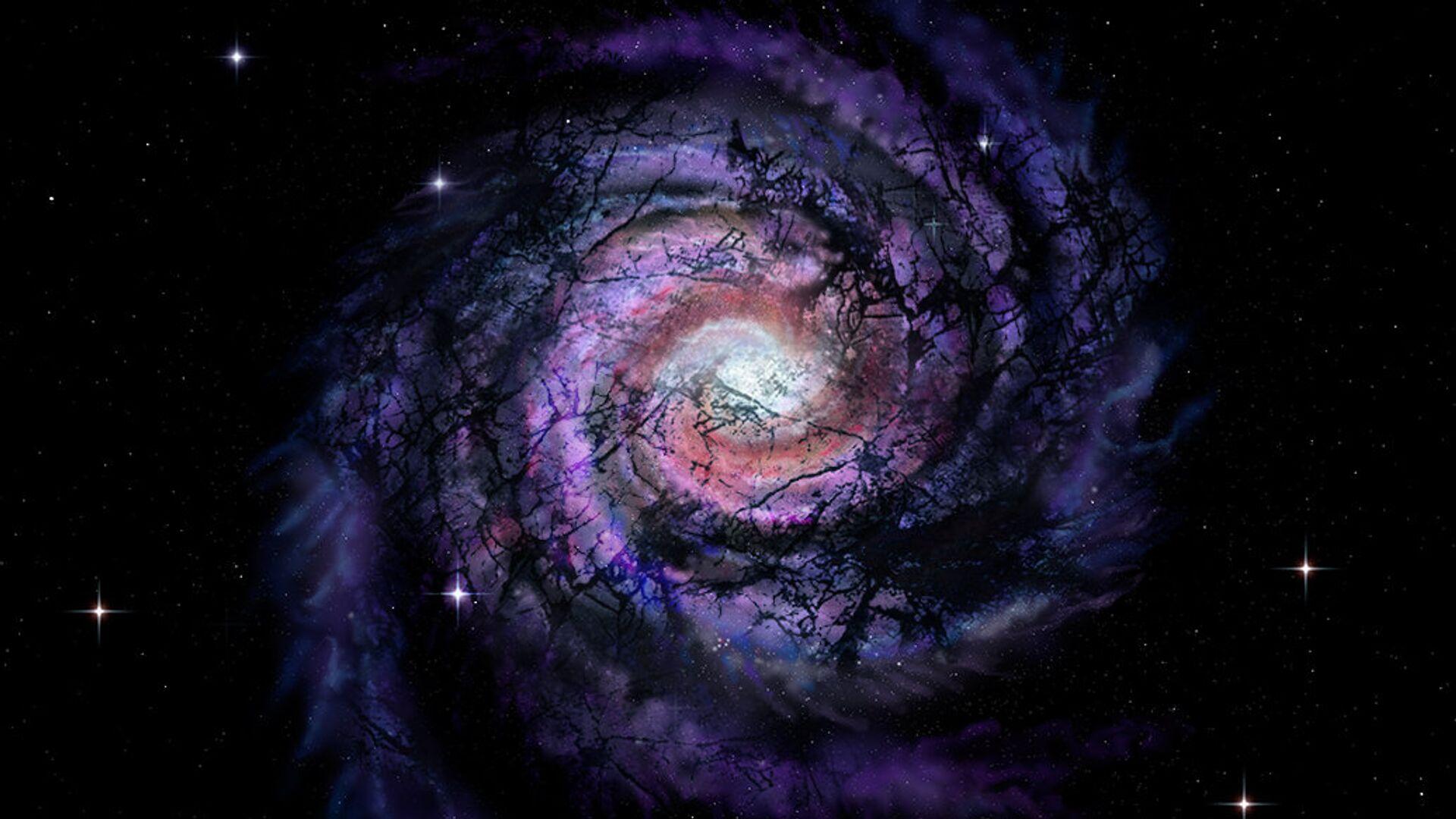 Физики предположили, что темная материя существует в другом измерении