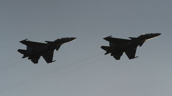 Испытания модернизированных истребителей Су-30СМ завершат до конца года