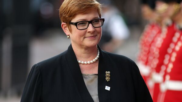 Австралийский политик Мариза Пейн. Архивное фото