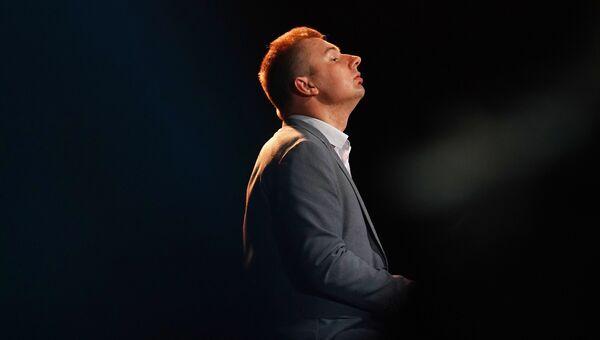 Пианист Олег Стариков выступает на 16-м международном музыкальном фестивале Koktebel Jazz Party
