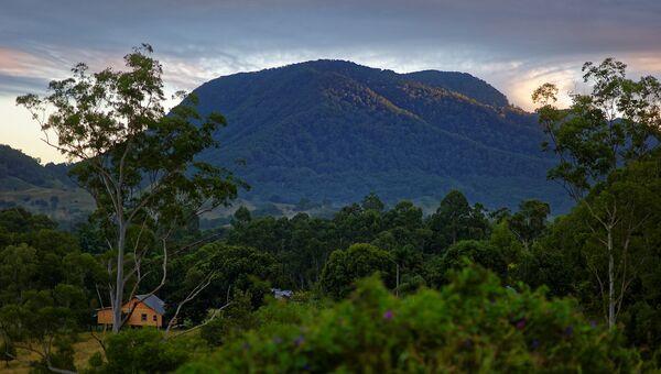 Поселок Нимбин в Новом Южном Уэльсе
