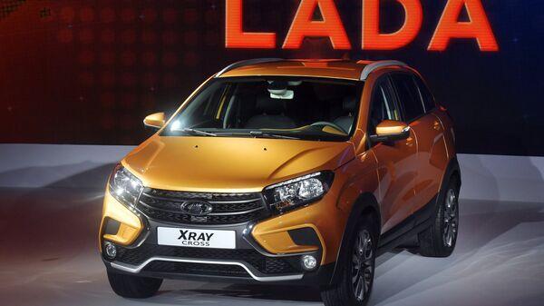 Автомобиль LADA XRAY Cross