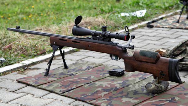 Снайперская винтовка МЦ-116 М