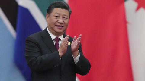 Председатель КНР Си Цзиньпин на Форуме сотрудничества Китай-Африка