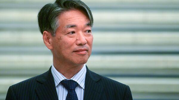 Чрезвычайный и полномочный посол Японии в Российской Федерации Тоёхиса Кодзуки