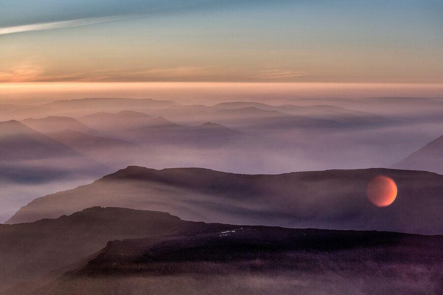 Ламские горы