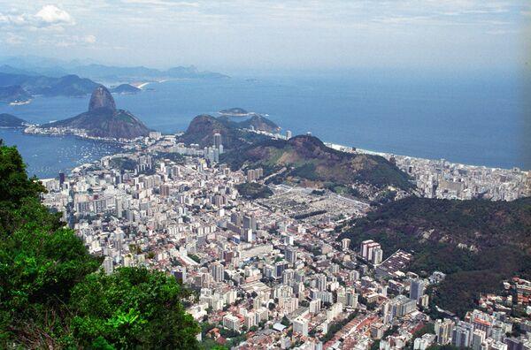 Россоборонэкспорт доволен участием в выставке в Рио-де-Жанейро