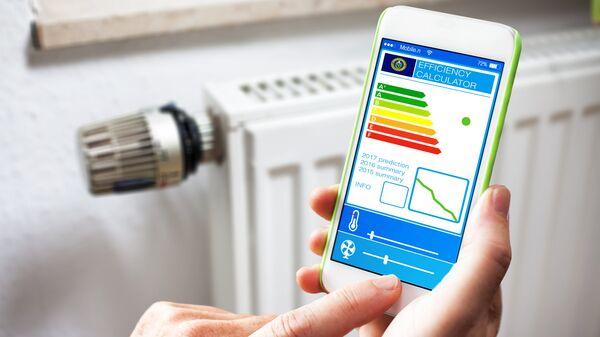 Управление температурой в доме