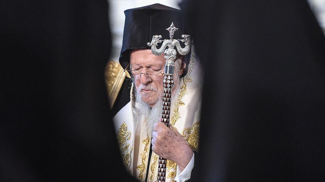 Варфоломей счел незаконным решение РПЦ направить священника в Турцию