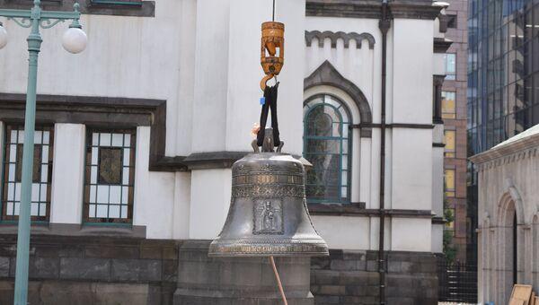 В православном храме в Токио впервые за 90 лет поднимут колокола