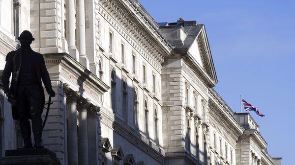 Министерство иностранных дел Великобритании в Лондоне. Архивное фото