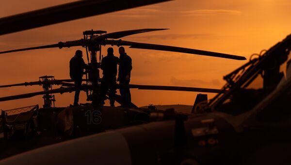Летчики. Архивное фото