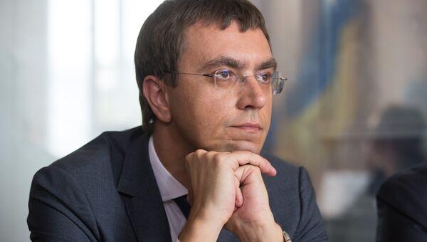 Министр инфраструктуры Украины Владимир Омелян на судебном заседании. Архивное фото