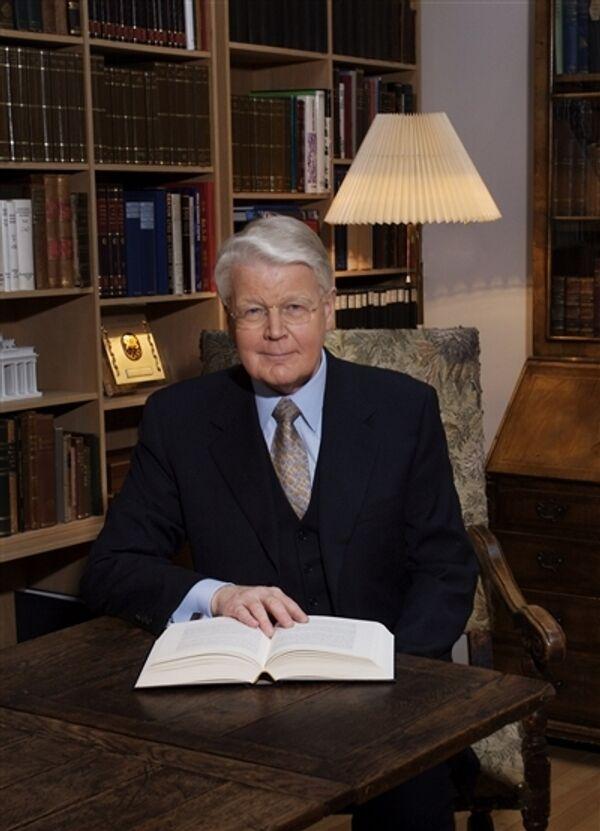 президент Исландии Олафур Рагнар Гримссон