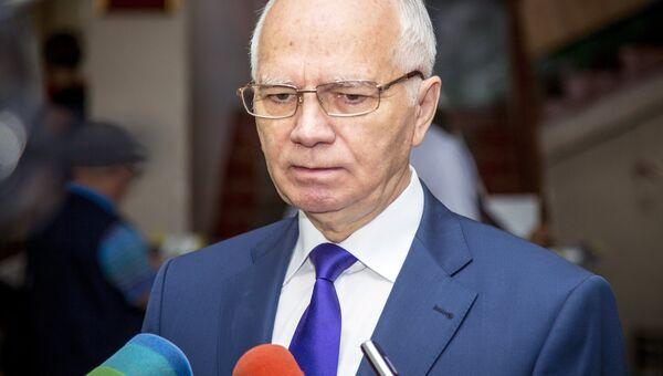 Чрезвычайный и полномочный посол Российской Федерации в Молдавии Фарит Мухаметшин. Архивное фото